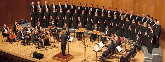Cumhurbaşkanlığı Klasik Türk Müziği Korosu