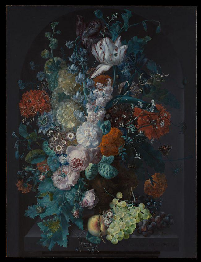 Margaretha Haverman - A Vase of Flowers