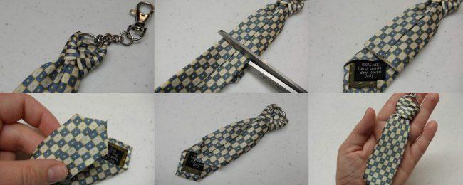 kravat anahtarlık