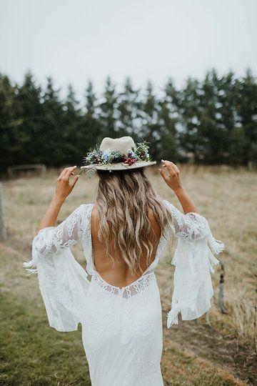 Çiçekli Şapka