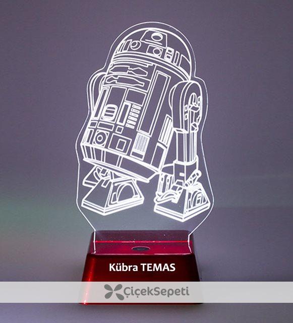 Star Wars Aydınlatma