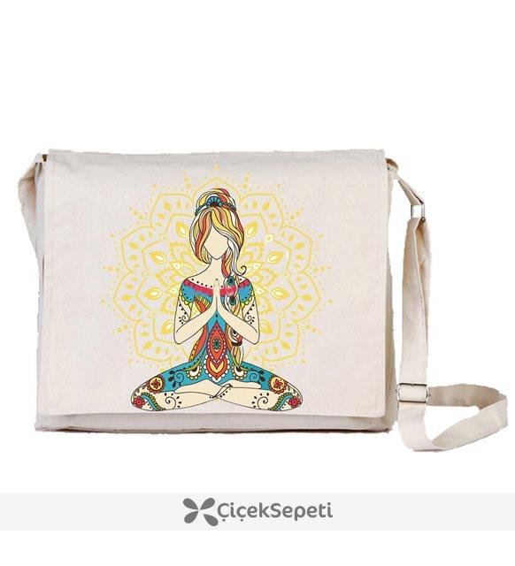 yoga çanta
