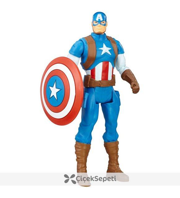 Kaptan Amerika Figür