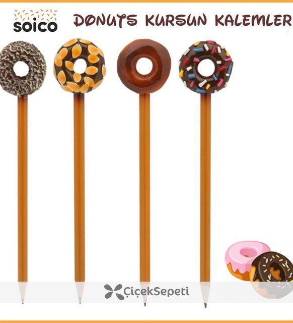 Donut Kursun Kalem