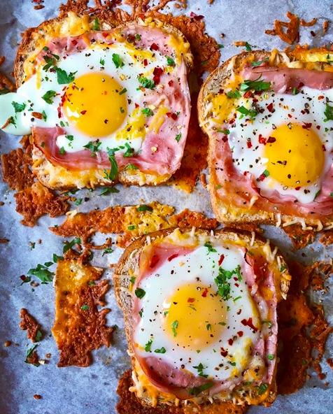 Ekmek Üzeri Yumurta