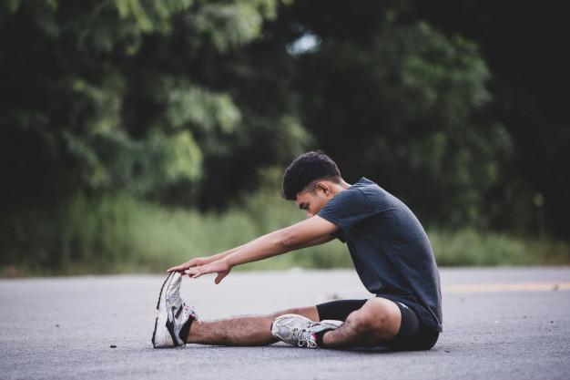 spor yapan erkek