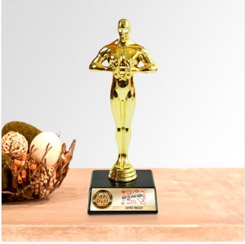Kişiye Özel Yılın En İyi Eczacısı Oscar Ödülü