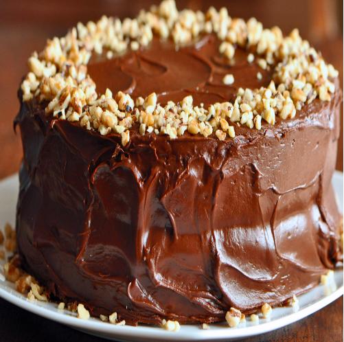 Çikolatalı Muzlu Pasta