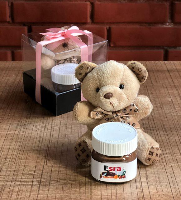 Kardeşe/Ablaya Anneler Günü hediyesi - nutella kutusu