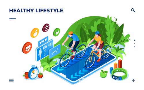 Sağlıklı Bir Yaşam İçin Spor ve Beslenme Önemlidir