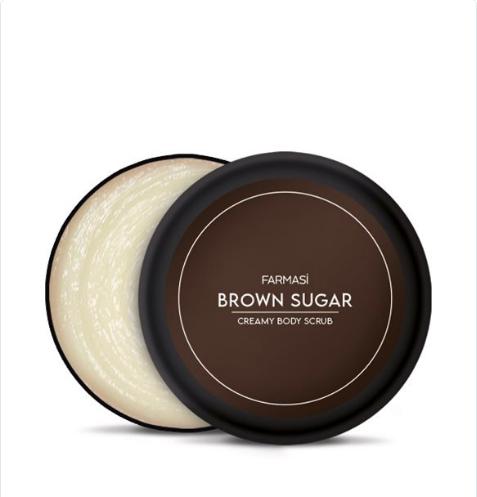 Brown Sugar Krem Peeling