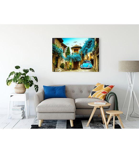 Ev dekorasyonu - kanvas tablo