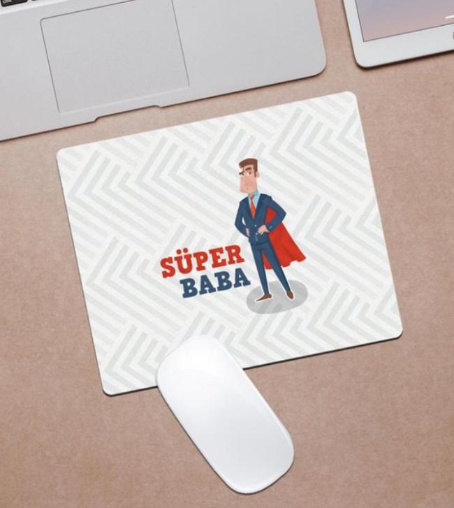 Süper Baba Mouse Pad