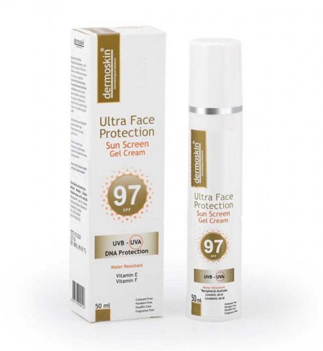 Dermoskin Ultra Face Protection Spf 97 Güneş Kremi