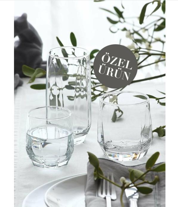 Meşrubat bardağı seti