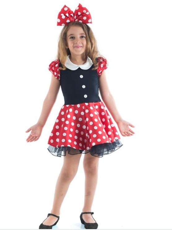 Minie Mouse kostümü