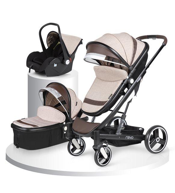 Huggy bebek arabası