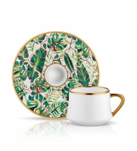 Koleksiyon kahve fincan takımı