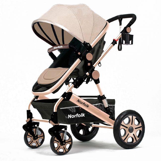 Norfolk bebek arabası