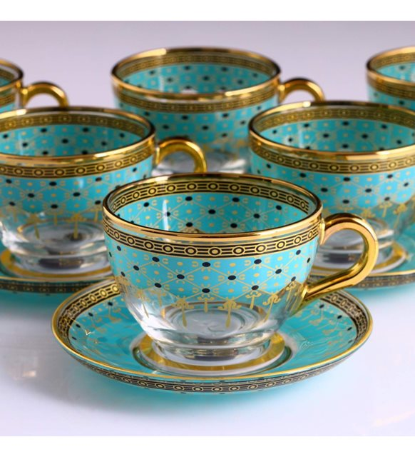 Girayt çay fincan takımı