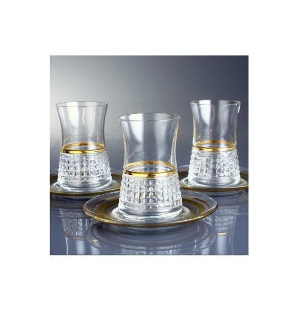 Azra çay bardağı takımı
