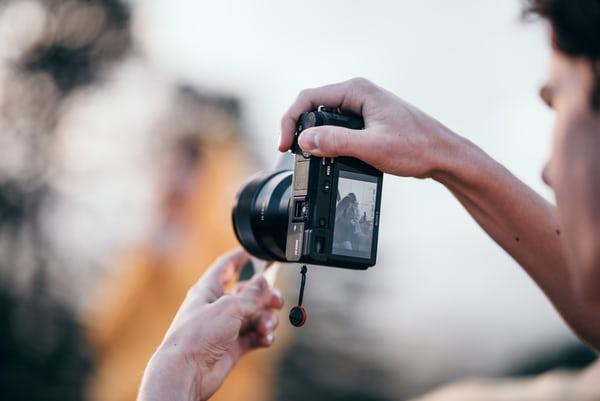 Fotoğraf makinesi lens