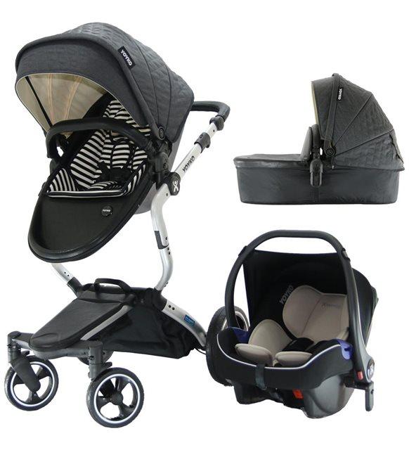 Yoyko bebek arabası