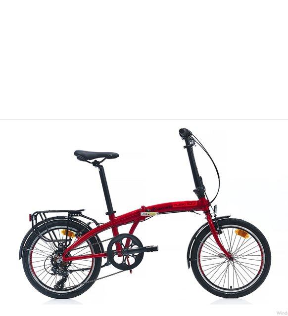 Carraro katlanır bisiklet