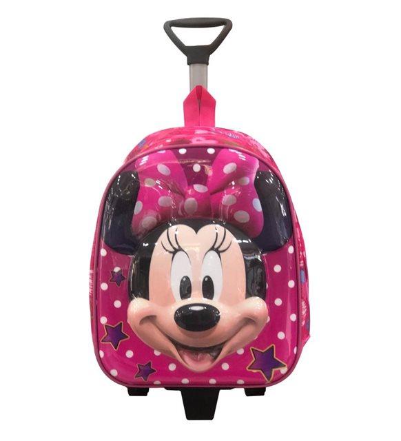 Çekçekli anaokulu çantası