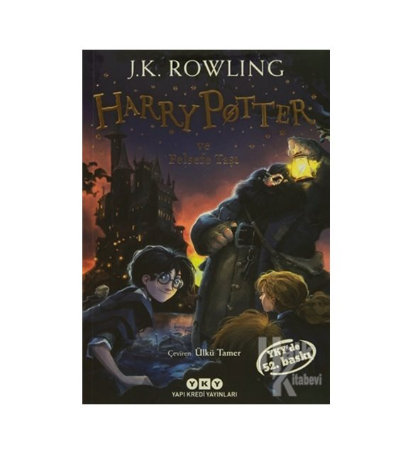 Harry Potter çocuk kitabı