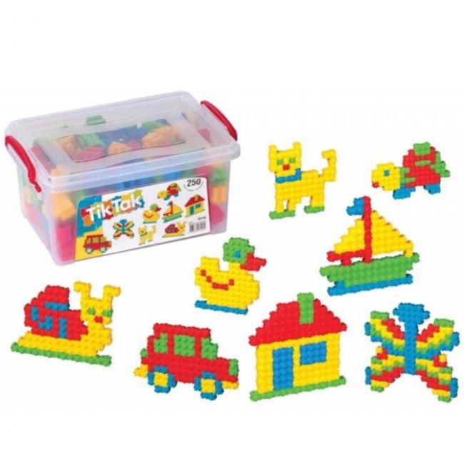 Okul öncesi eğitici lego