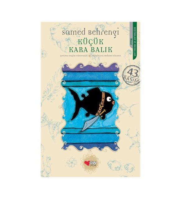 Küçük kara balık çocuk kitabı
