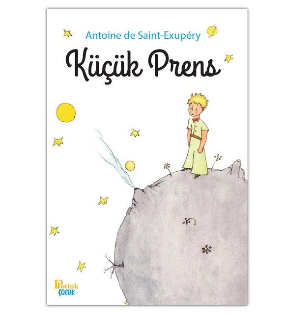 Küçük Prens çocuk kitabı