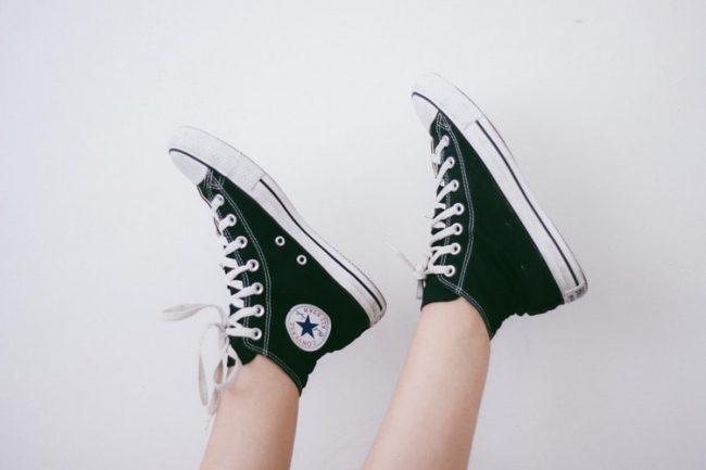 Convers okul ayakkabı