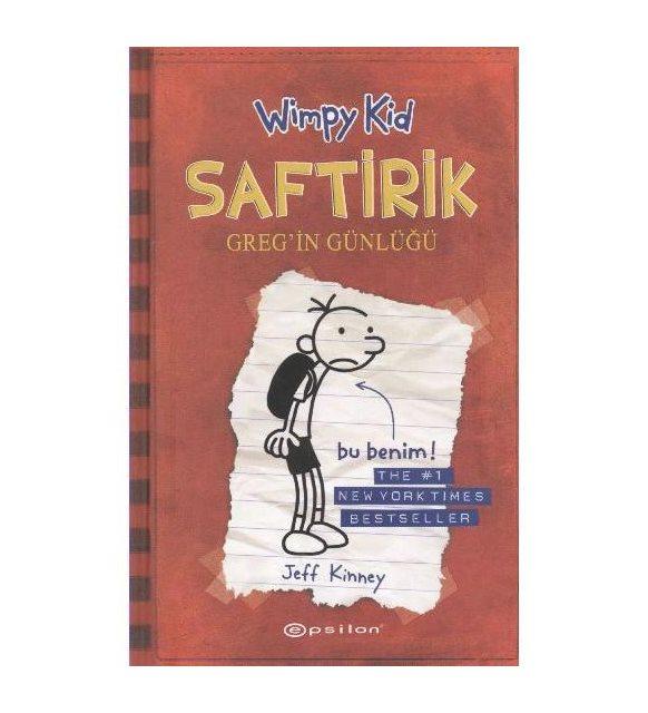 Saftirik Greg çocuk kitabı