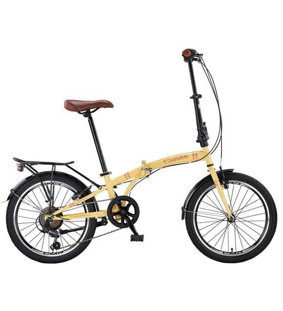 Ümit Cunda katlanır bisiklet