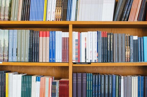 Boy sırasına göre kitap düzenleme