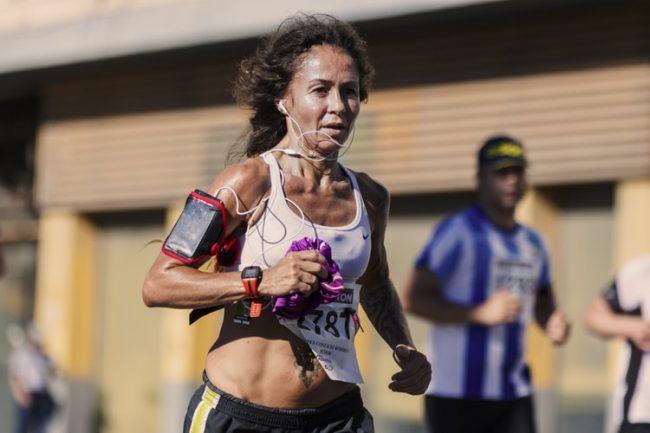 Koşu antrenmanı