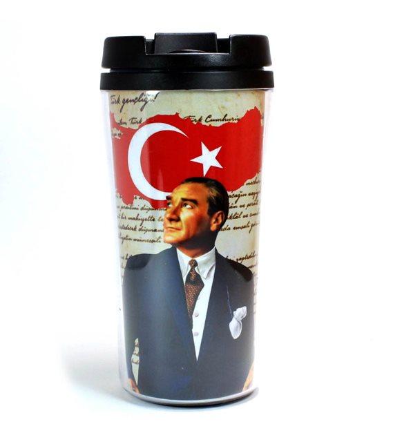 Atatürk & Bayrak termos