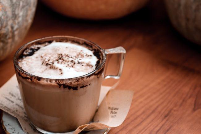 Klasik sıcak çikolata