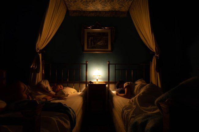 Uyku düzeni için doğru atmosfer