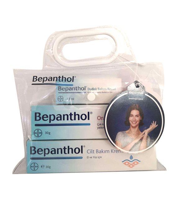 Bepanthol kış bakım paketi