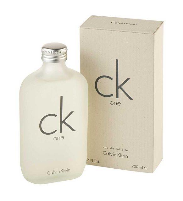 Calvin Klein One parfüm