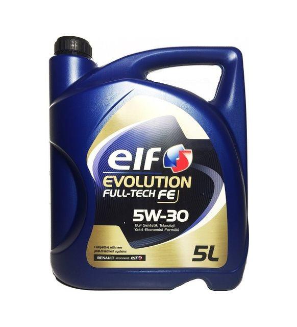 Elf motor yağı