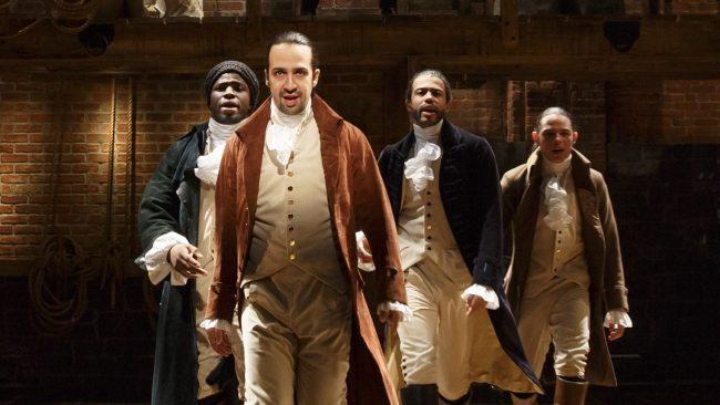 2020'nin en iyi 10 filmi - Hamilton