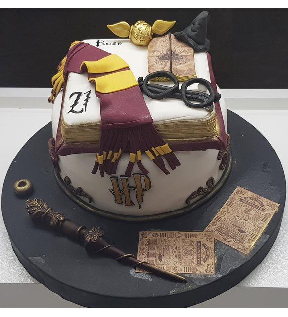 Harry Potter pasta