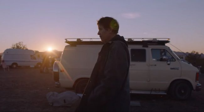 2020'nin en iyi 10 filmi - Nomadland
