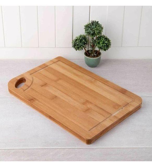 Bambu kesme tahtası