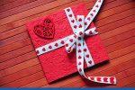 Mesaj kartları ve özel hediye kutuları