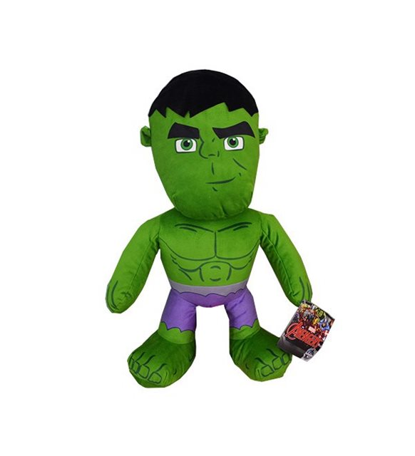 Peluş hediyeler - Hulk peluş